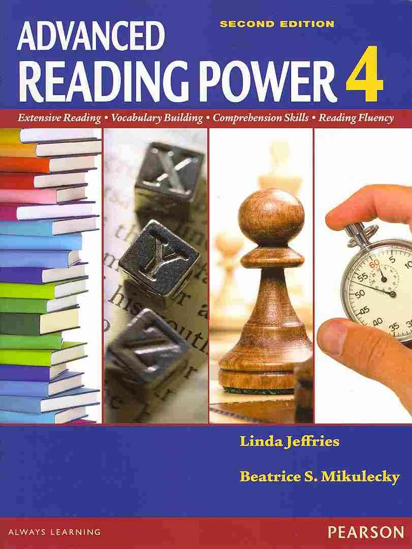 Advanced Reading Power 4 By Jeffries, Linda/ Mikulecky, Beatrice S.
