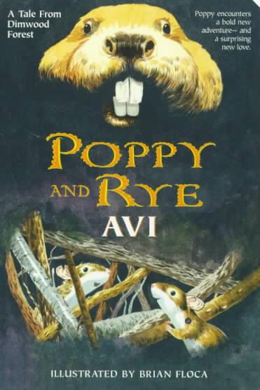 Poppy and Rye By Avi/ Floca, Brian (ILT)