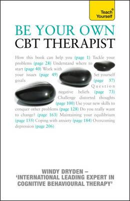 Be Your Own Cbt Therapist By Dryden, Windy